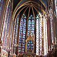 The Upper Chappel at Saint Chapelle