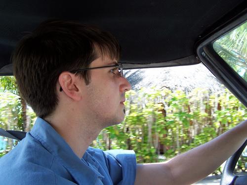 Drew Driving